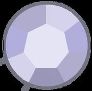 Chalcedony Gem (Apatite)