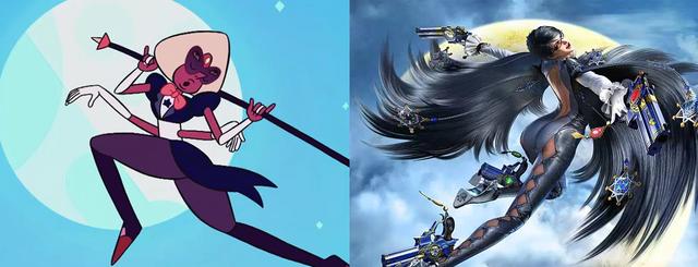 File:Sardonyx & Bayonetta Comparison-0.png