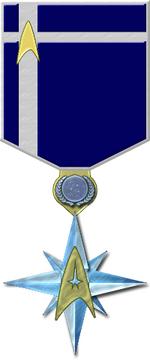 Starfleet Delta Cross Medal