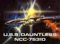 Dauntless title