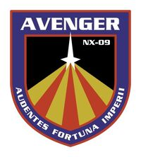 Avenger Mission Patch