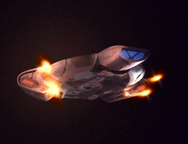 File:Defiant firing pulse phasers.jpg