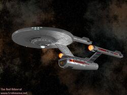 Federation class