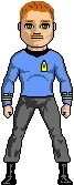 Lt. Cmdr. P. Finnegan, M.D. - USS Intrepid II