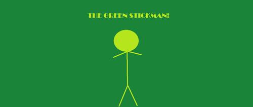 The Green Stickman