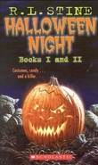 Halloween Night - Book 1 and 2