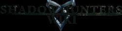 File:ShadowhuntersWiki-wordmark.png