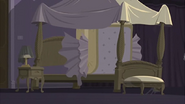 S1 E16 Both sides of the bed fold up, trapping Broseph within