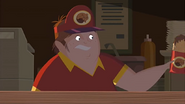 S1 E15 Snack Shack reluctantly gives Lo another Beaver Tail