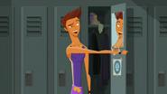 S2 E8 Reef opens his locker door