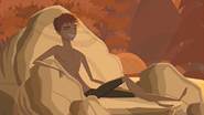 """S1 E15 Ty says """"So chill. Can't even move"""""""