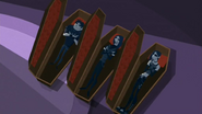 """S2 E8 Vlad tells Johnny and Reef their coffins are """"hyperbaric chambers that keep our complexions clear and re-oxygenate bodies"""""""