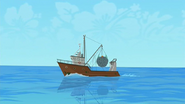 S2 E1 On a boat
