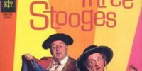 Three Stooges (Gold Key) Comic Issue 14