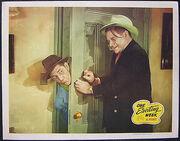One-Exciting-Week-Original-1946-Lobby-Card-Al
