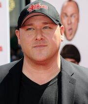 Will Sasso The Three Stooges 2012 Premiere Curly