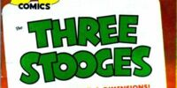 Three Stooges (Jubilee) Issue 3