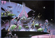 RODNEY MATTHEWS Encore at the End of Time