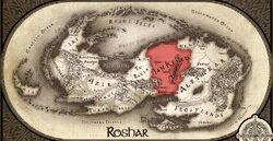 Roshar-Jah Keved