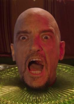 Screaming Head