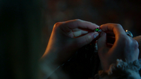 Snow's engagement ring 322