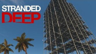 12 STORY TOWER - Stranded Deep 8