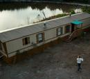 Hopper's trailer