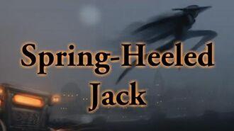 Bestiary- Spring-Heeled Jack