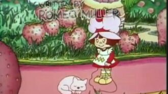 Strawberry Shortcake 2003 Theme Song With 1980s Scenes