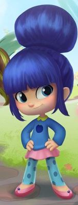 Blueberry Muffin | Strawberry Shortcake Wiki | FANDOM ...