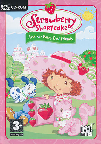 File:Strawberry Shortcake and Her Berry Best Friends front cover.jpg