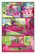 Strawberry Shortcake Comic Books Issue 8 - Page 19