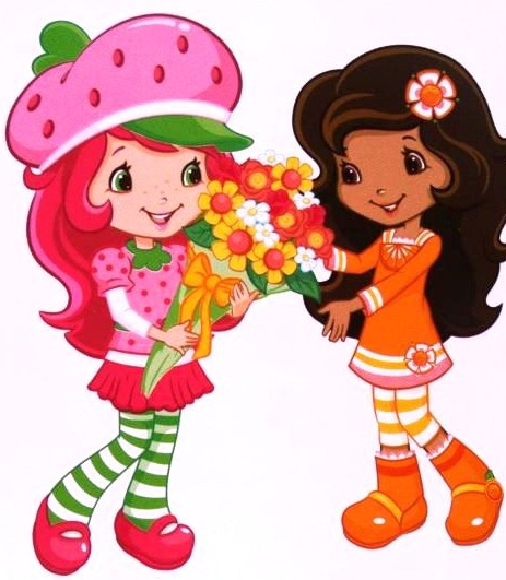 Image Flowers Png Strawberry Shortcake Berry Bitty