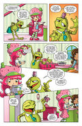 Strawberry Shortcake Comic Books Issue 3 - Page 4