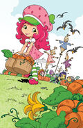 Strawberry Shortcake Comic Books Issue 8 - Page 12