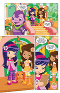 Strawberry Shortcake Comic Books Issue 6 - Page 18