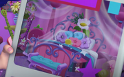 Magazine Bed