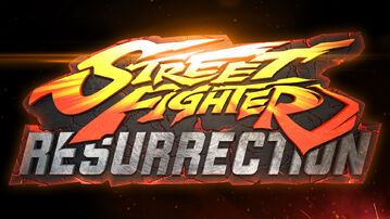 Street Fighter Resurrection Title Card RGB 5760x3240