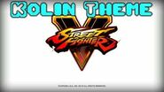 STREET FIGHTER V Kolin Theme (long version)
