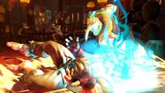 SFV Charlie slams Ryu