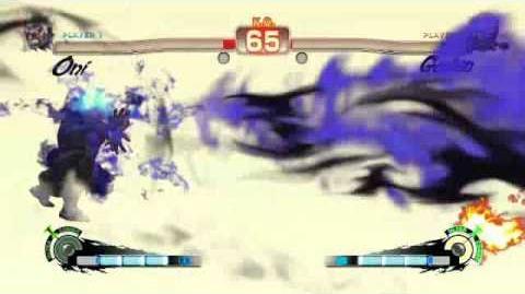 Oni Akuma ultra 1