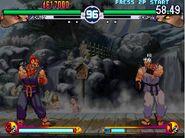 Akuma vs Shin Akuma (SF3(2))