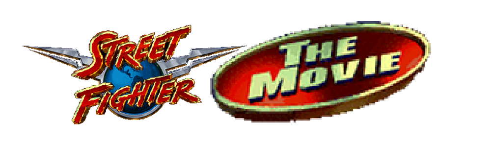 Archivo:Street Fighter The Movie Logo.png