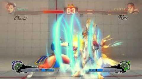 Super Street Fighter 4 - Chun Li Ultra 2 Kikoshou
