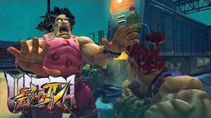 Ultra Street Fighter 4 - Hugo Trailer TRUE-HD QUALITY-3