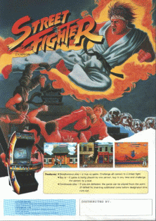Archivo:Street Fighter game flyer.png