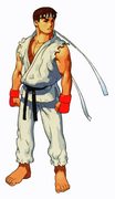 Ryu (XvSF)