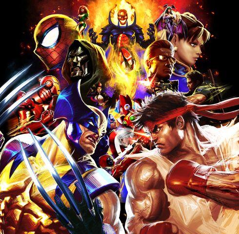 File:Marvel vs Capcom 3 Art.jpg
