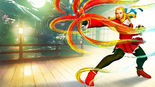 Street Fighter V Karin Artwork