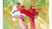 Street Fighter Alpha AST Theme of Nash Charlie